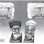 Iranian-Regime-Style Moderation