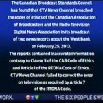 HRC Sets CBSC Precedent in Complaint Against CTV News