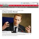 What La Presse Didn't Tell you About Anti-Israel Activist Max Blumenthal