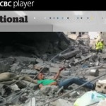 CBC National Airs Unsubstantiated Video Alleging Israeli Sniper Killed Palestinian Civilian