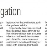 """HRC Letter in Prince Albert Daily Herald Today: """"Holocaust was no Allegation"""""""