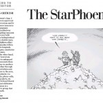 HRC Responds to Morally Repugnant Cartoon in Saskatoon Star Phoenix
