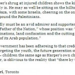 SUCCESS: Toronto Star Deletes False Quote About David Ben-Gurion