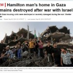 CBC Makes Unsubstantiated Claim that Israel Destroyed a Hamilton Man's Home in Gaza