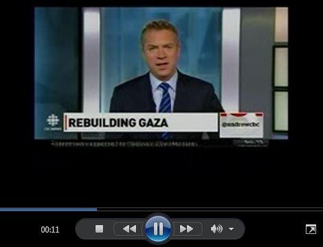 CBC (Mis)Reporting of Gaza Casualties