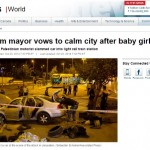 How CBC Sanitized Terror Against an Israeli Baby