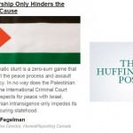 """HRC Commentary Published on Huffington Post: """"ICC Membership Only Hinders the Palestinian Cause"""""""