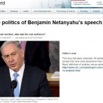 CBC Corrects Claim that Netanyahu's Speech Opposing Iranian Nuclear Deal was all About Electioneering