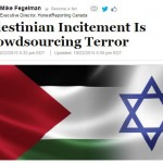 HRC in Huffington Post Canada: Palestinian Incitement is Crowdsourcing Terror