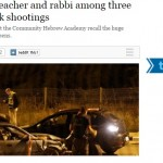 HRC Prompts Toronto Star Clarification: Palestinian Assailant Killed Former Toronto Rabbi in Israel