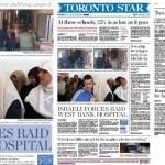 Toronto Star's Biased Coverage of Israeli Raid on West Bank Hospital