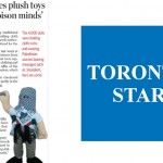 Toronto Star Gives Front Page Coverage to Palestinian Incitement