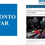 Toronto Star Fails to Disclose that Dead Palestinian Was Attacker
