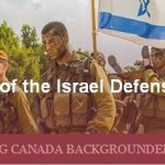 Backgrounder: The Morality of the Israel Defense Forces