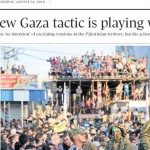 "Globe Reporter Claims Hamas is a ""Resistance"" Movement, Implying Israel Wants War with Hamas"