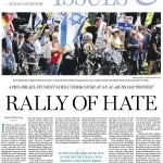Worth Reading: National Post Op-Ed Goes Inside a Hate-Filled Anti-Israel Protest