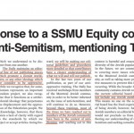 UPDATED: Press Release: Media Watchdog Condemns McGill Daily For Censoring Pro-Zionist Commentaries