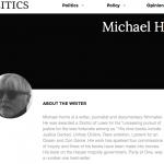 IPolitics Commentator Michael Harris Whitewashes UN Rapporteur Michael Lynk