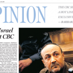 HRC's Efforts Profiled in National Post: Anti-Israel Bias at CBC Exposed
