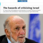 Toronto Star Gives Undue Platform to Notorious Hate-Monger Richard Falk