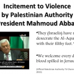 """SUCCESS! CBC Retracts Claim that Mahmoud Abbas is a """"Staunch Opponent of Violence"""""""