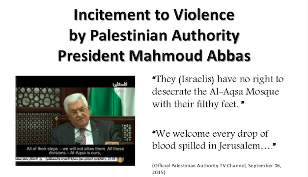 "SUCCESS! CBC Retracts Claim that Mahmoud Abbas is a ""Staunch Opponent of Violence"""