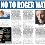 Epic BDS Fail! Jewish Groups Protest Roger Waters' Toronto Concerts